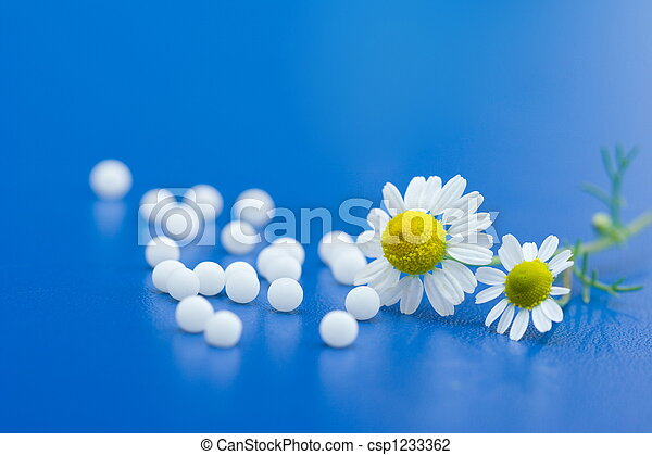 Homeopathic medication - csp1233362
