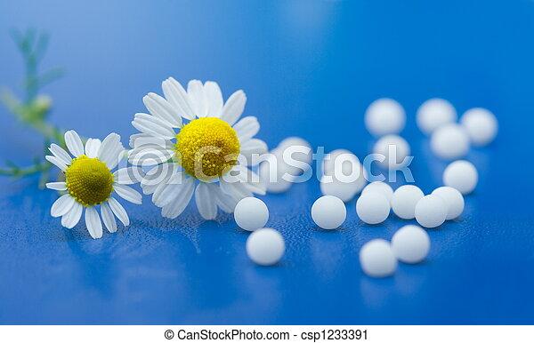 Homeopathic medication - csp1233391