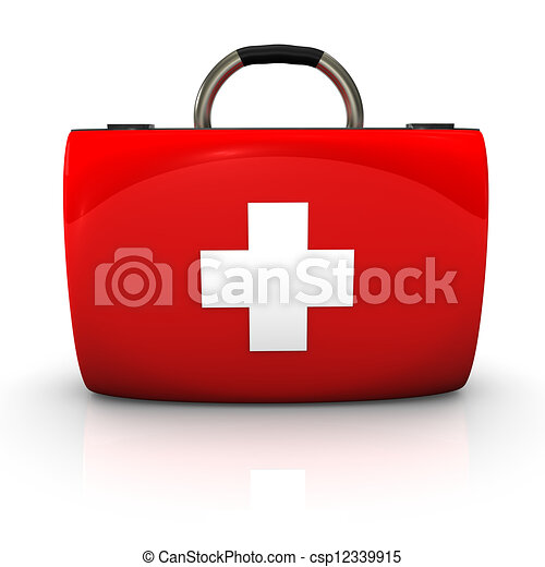 Emergency Case - csp12339915