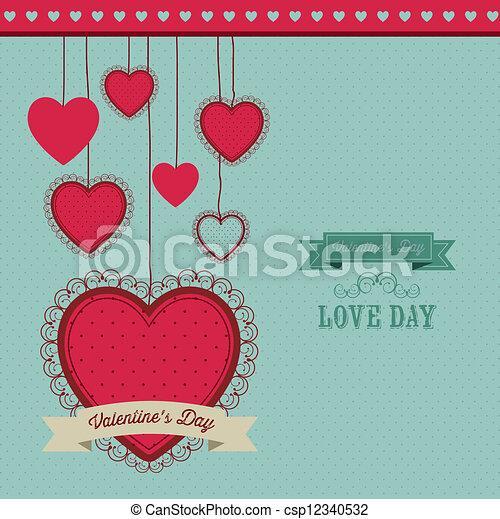 Valentine's Day - csp12340532