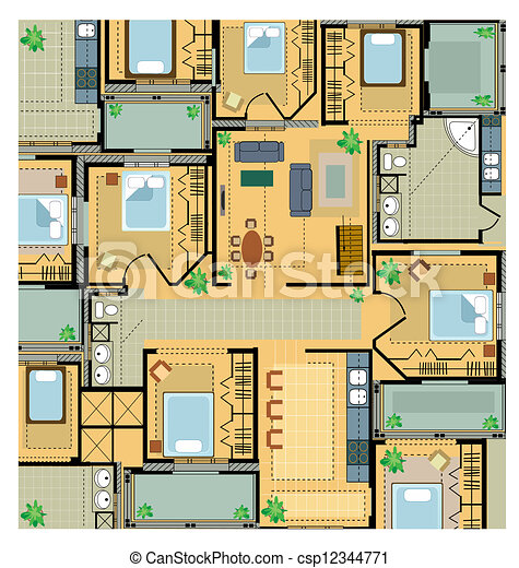 Comment Dessiner Un Plan De Maison. Homebyme With Comment Dessiner