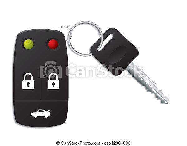 Security Car Clip Art