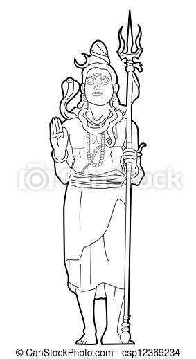 hinduism clip art
