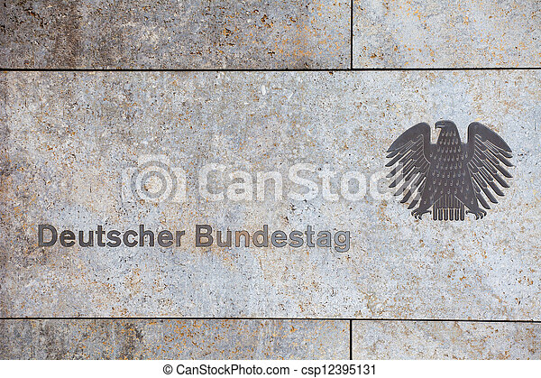 Government of Germany - csp12395131