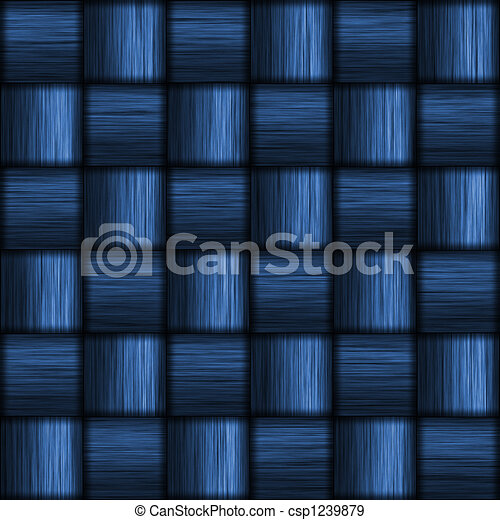 Blue Carbon Fiber - csp1239879