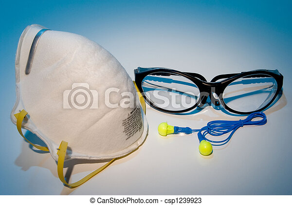 Personal Protective Equipment - csp1239923