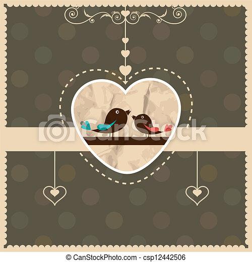 St Valentine's day - csp12442506