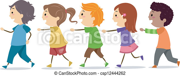 Walking Clipart and Stock Illustrations. 70,575 Walking vector EPS ...