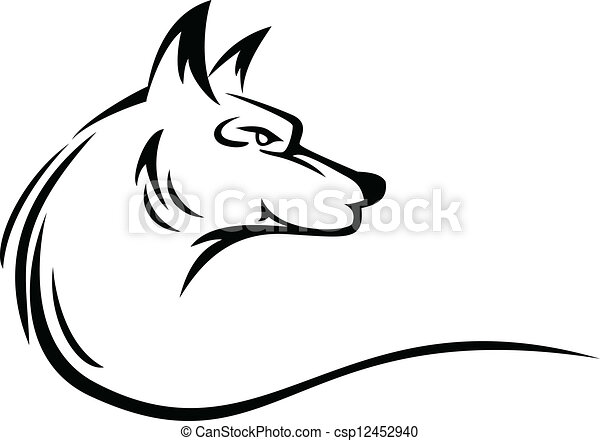 Coyote Stock Illustrations. 1,172 Coyote clip art images and ...