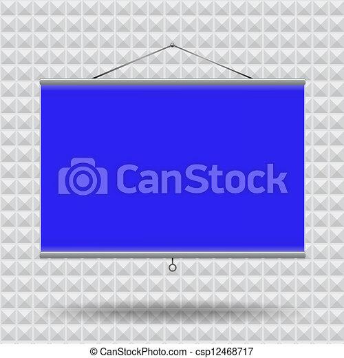 Vetor reuni o sala tela projetor estoque de for Sala de estar 3x5