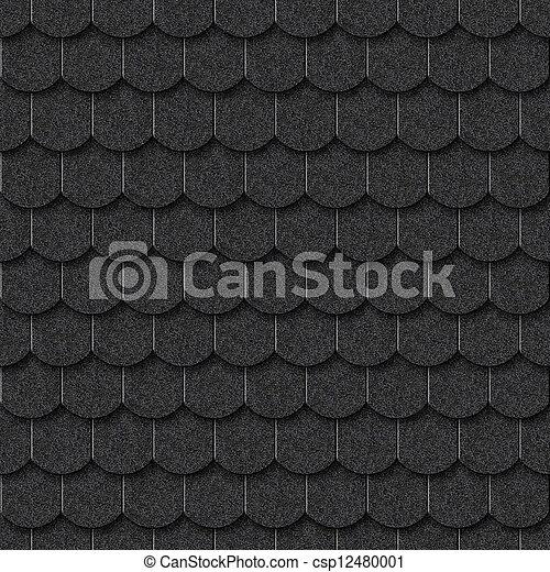 Seamless Dark Tile Texture