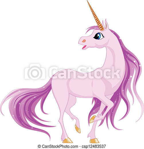 unicorn - csp12483537