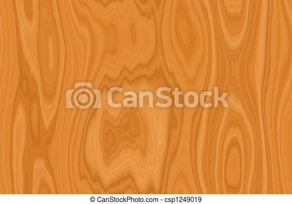 Grainy Wood Texture - csp1249019