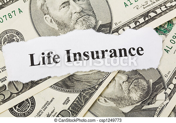 Life Insurance - csp1249773