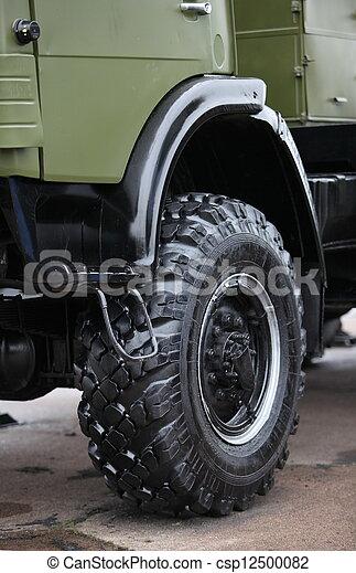 military truck - csp12500082