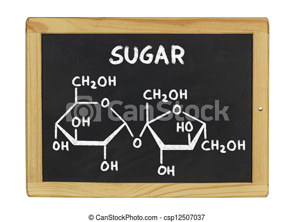 zeichnungen von chemische tafel formel zucker chemische formel von csp12507037. Black Bedroom Furniture Sets. Home Design Ideas
