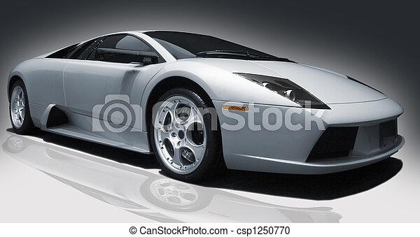 sports car - csp1250770
