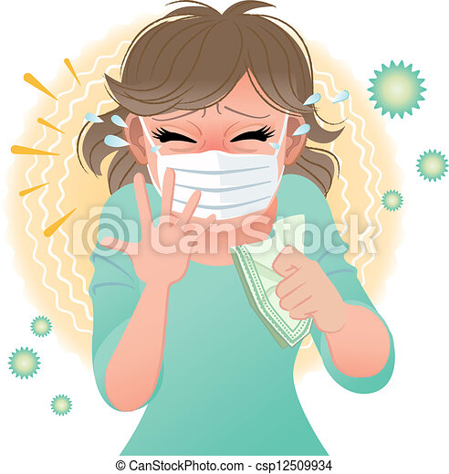 how to stop my nose from running from allergies