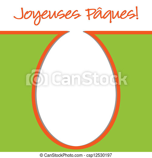 Happy Easter - csp12530197