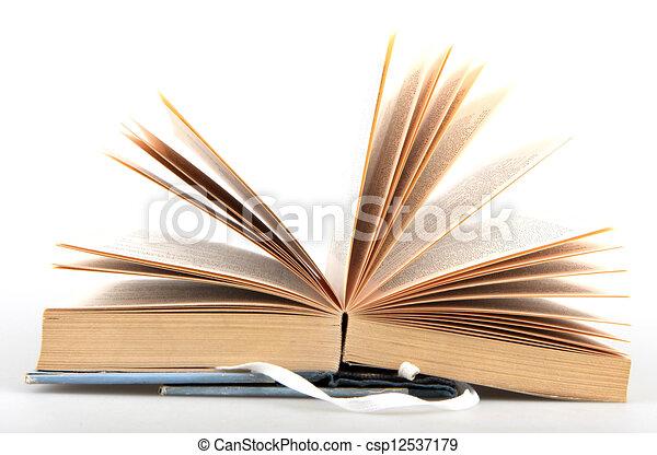open book - csp12537179