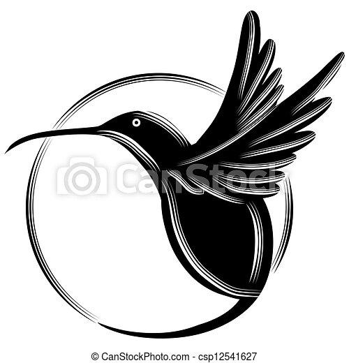 colibrí - csp12541627