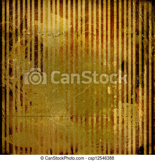 Grunge crumpled paper design in scrapbooking style  - csp12546388