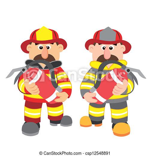vecteurs eps de dessin anim vecteur illustration pompier une csp12548891 recherchez. Black Bedroom Furniture Sets. Home Design Ideas