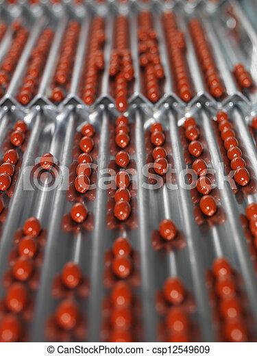 Pharmaceutical Industry - csp12549609