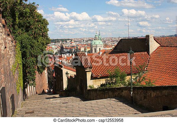 Prague landmark - csp12553958