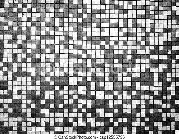 Stock De Fotos De Negro Blanco Azulejos Textura