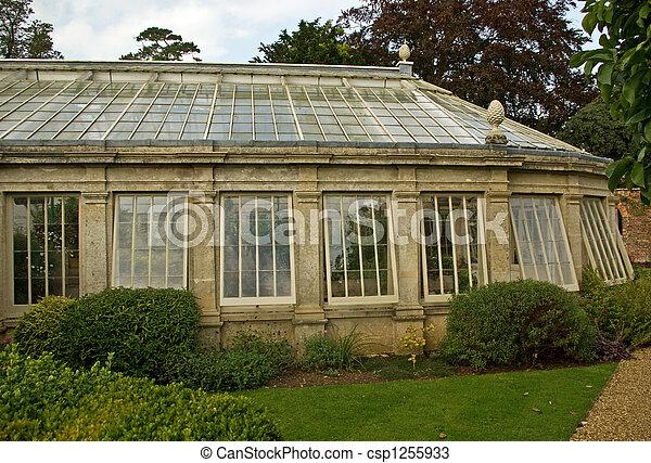Classic greenhouse - csp1255933