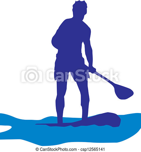 eps vector of sup standuppaddling csp12565141 search