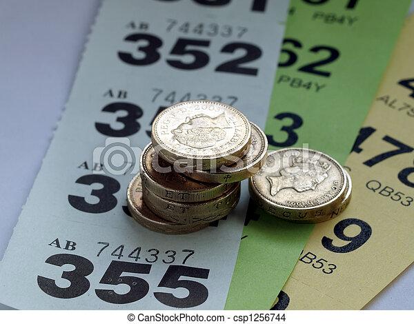 Gambling - csp1256744