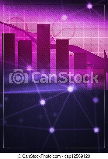 粉红色, 商业, 飞行物, a4, 背景