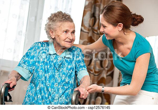 Home care - csp12576145