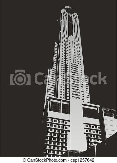 Skyscraper 2 - csp1257642