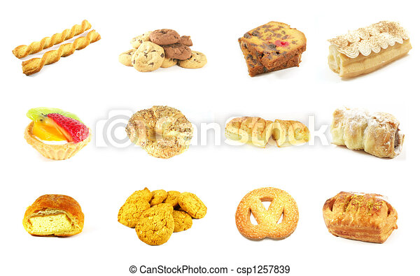 Baked Goods Series 7 - csp1257839