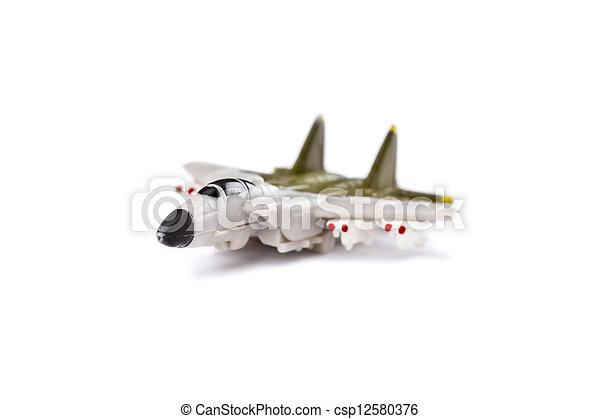 military aircraft - csp12580376