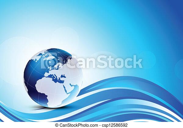 矢量-背景, 全球