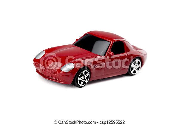roadster automobile - csp12595522