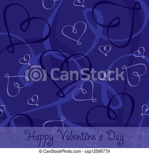 Happy Valentine's Day! - csp12595779