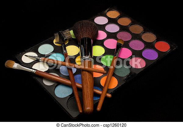 Eyeshadow and Blusher - csp1260120
