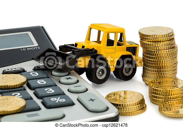 cost accounting in the construction industry - csp12621478