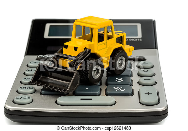 cost accounting in the construction industry - csp12621483