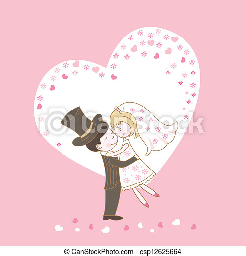 Romantic couple - csp12625664