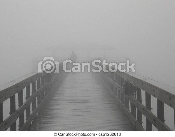 Into The Fog - csp1262618