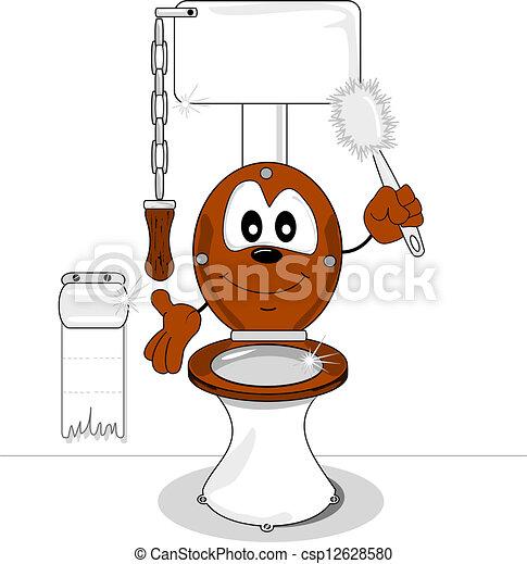 comment dessiner un wc