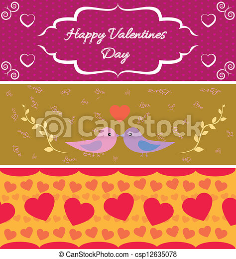 Valentine day - csp12635078