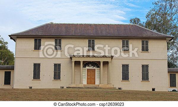 Government House, Parramatta - csp12639023