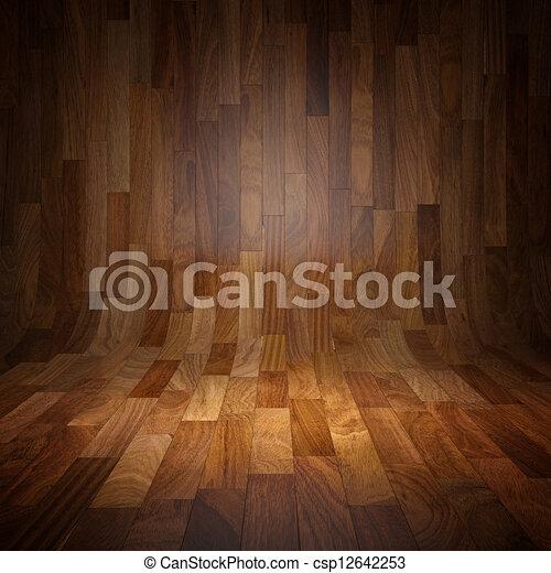 树木, 镶木地板